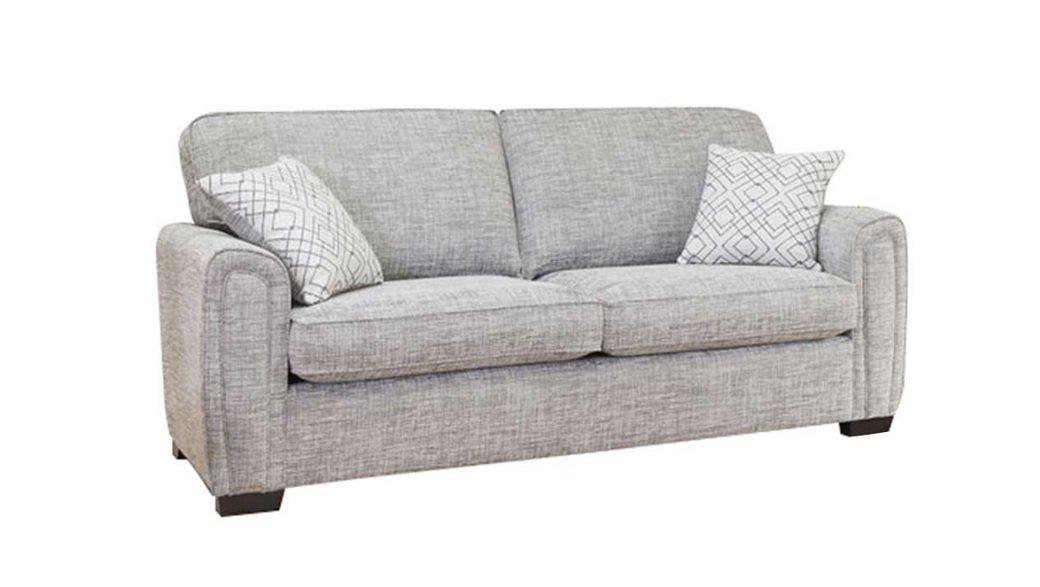 Alstons Memphis 3 Seater Sofa Standard Back