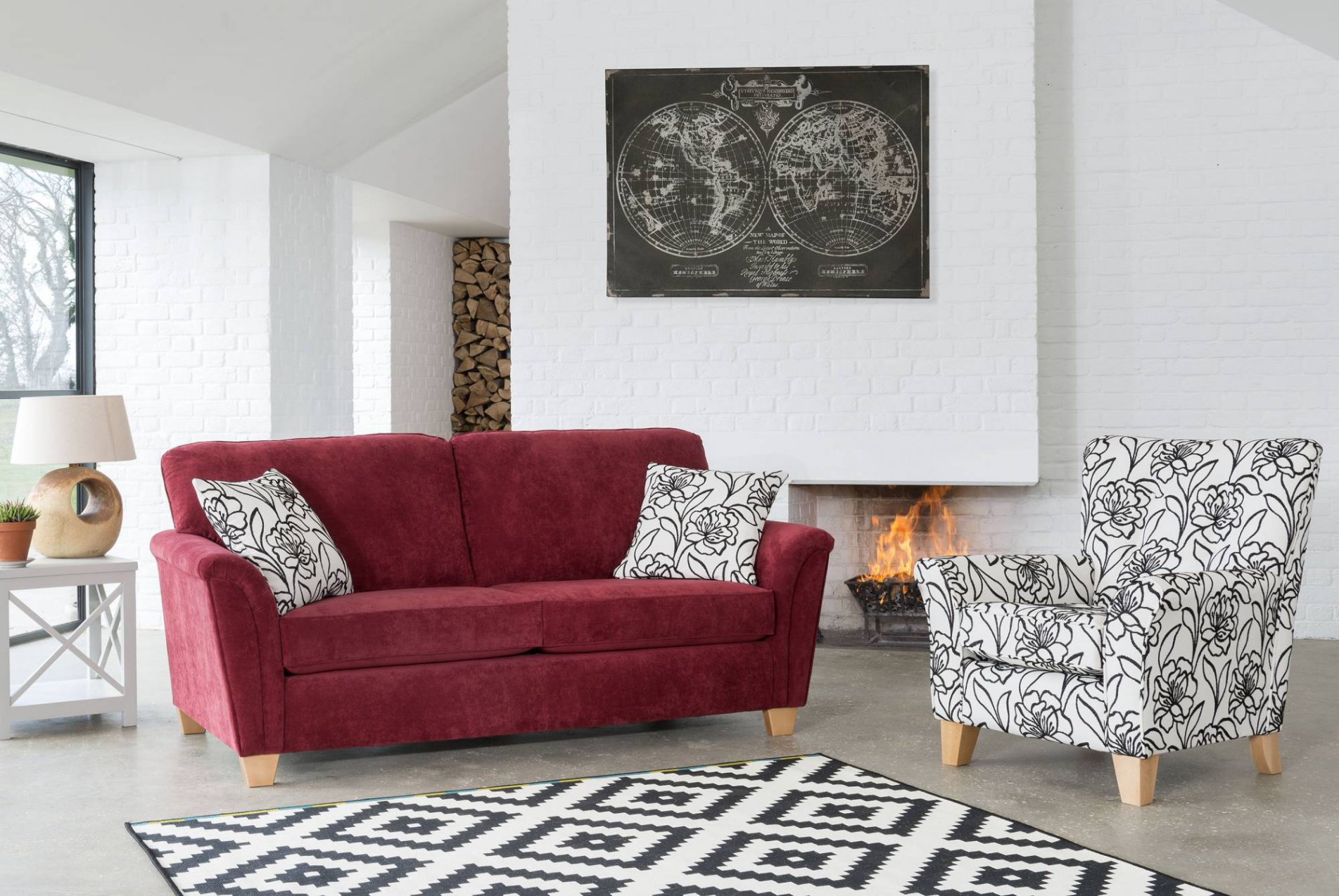 The Uk S Best Deal On Alstons Barcelona Sofas Claytons