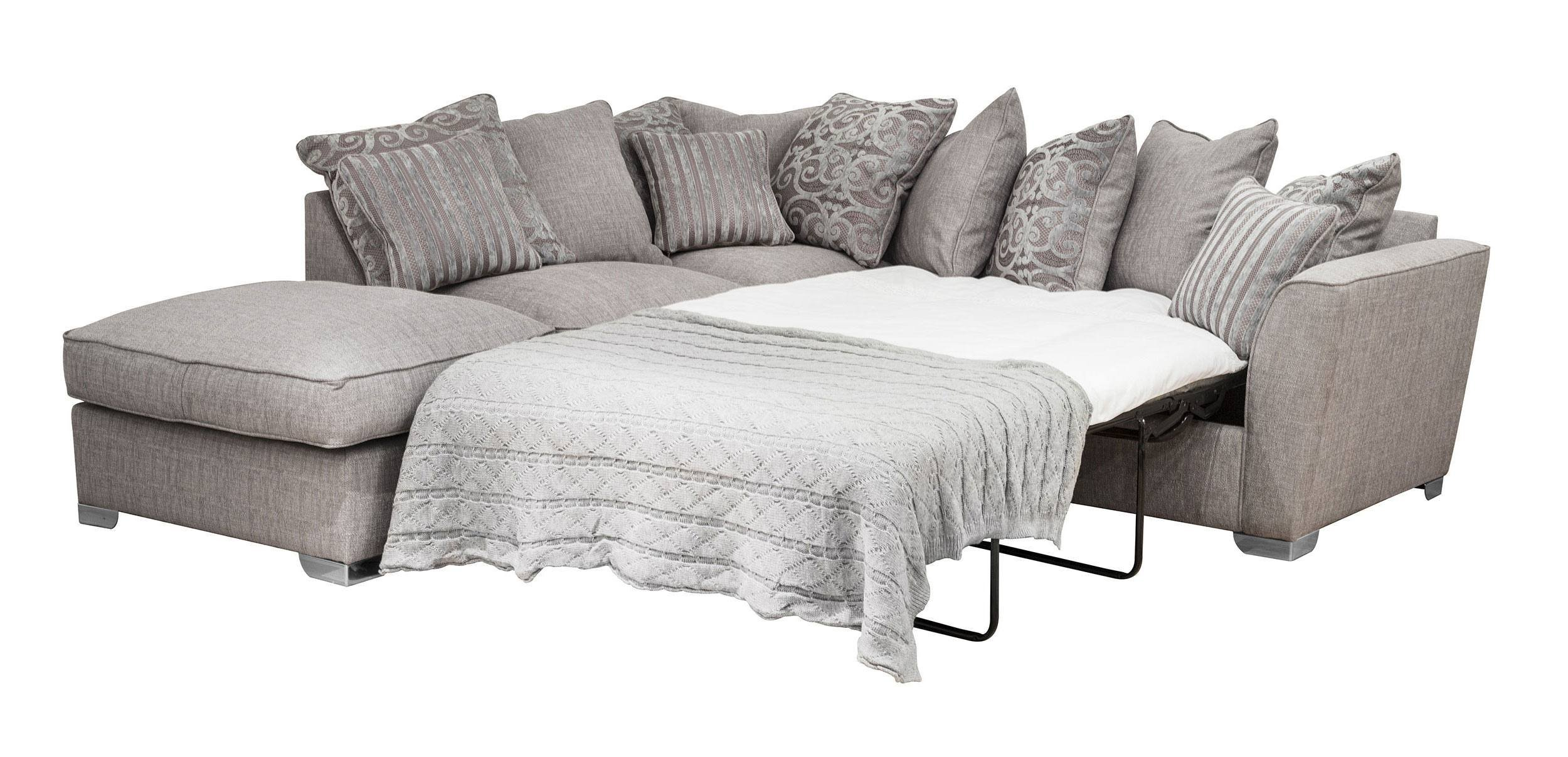 Picture of: Buoyant Atlantis Corner Sofa Bed Uk S Best Deal Promise Claytons Carpets Lincoln