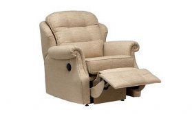 G Plan Oakland Small Power Recliner Chair (Small Size)
