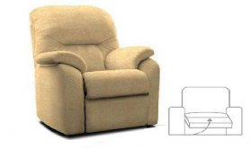 G Plan Mistral Power Recliner Chair