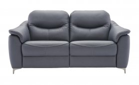 G Plan Jackson Three Seater Double Manual Recliner Sofa