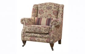 Alstons Burnham Murano Wing Chair