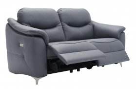 G Plan Jackson Two Seater Double Manual Recliner Sofa