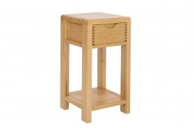 Ercol Bosco Bedroom Compact Side Table [1323]