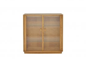 Ercol Windsor Small Display Cabinet [3845]