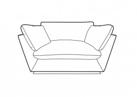 Content By Terence Conran Alto Loveseat