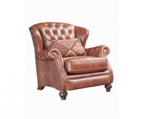 Alexander & James AMX Lexington Wing Chair