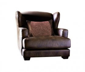 Alexander & James AMX Maxwell Wing Chair
