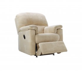 G Plan Chloe Small Recliner Chair (Manual)