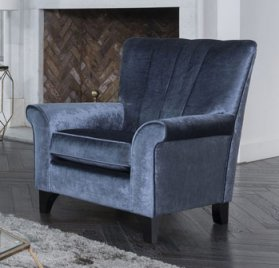 Alstons Fleming Accent Chair