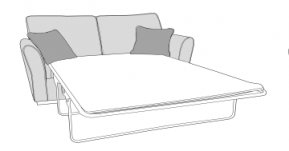 Buoyant Fairfield 3 Seater Sofabed