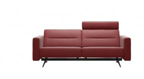 Stressless Stella 2.5 Seater Sofa & Optional Headrest (With Narrow S2 Arms)