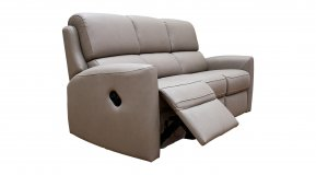 G Plan Hamilton Three Seater Double Manual Recliner Sofa
