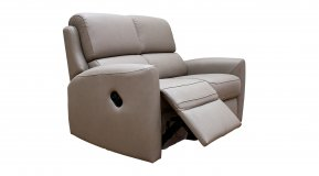 G Plan Hamilton Two Seater Double Manual Recliner Sofa