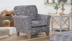 Alstons Georgia / Franklin Accent Chair