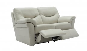 G Plan Washington Two Seater Double Manual Recliner Sofa (Both Sides of the Sofa Recline)