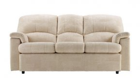 G Plan Chloe Three Seater RHF Manual Recliner Sofa (right hand facing half of sofa reclines only)