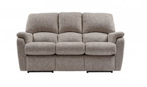 Ashwood Designs Melody Three Seat Power Recliner Sofa