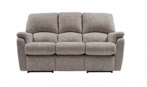 Ashwood Designs Melody Three Seat Manual Recliner Sofa