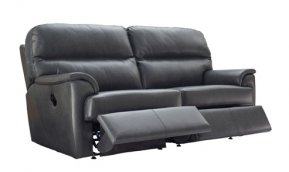 G Plan Watson Three Seater Double Manual Recliner Sofa