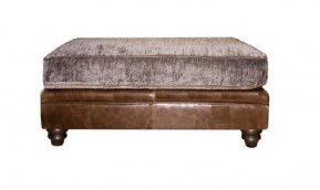 Alexander & James Hudson Footstool    (Fabric Pack - Option 1)