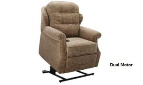 G Plan Oakland Elevate Small Dual Motor Rise & Recline Chair (Small Dual Motor)