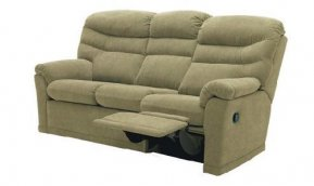 G Plan Malvern Three Seater RHF Manual Recliner (right hand facing half of sofa reclines only)