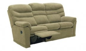 G Plan Malvern Three Seater LHF Power Recliner Sofa (Left Hand Facing Side Of Sofa Only Reclines)