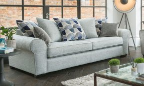 Alstons Camden Grande Sofa Pillow Back Version