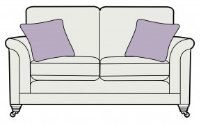 Alstons Fleming 2 Seater Sofa