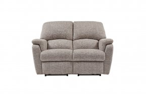 Ashwood Designs Melody Two Seat Manual Recliner Sofa