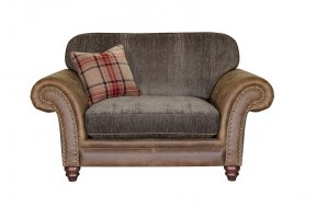 Alexander & James Hudson Snuggler Standard Back Chair (Fabric Pack - Option 2)