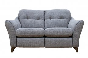 G Plan Hatton Two Seater Formal Back Sofa