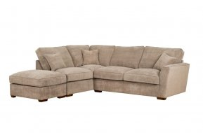 Buoyant Fantasia Standard Back Corner Sofa With Footstool  (R2, LFC, P)