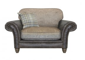 Alexander & James Hudson Snuggler Standard Back Chair (Fabric Pack - Option 5)