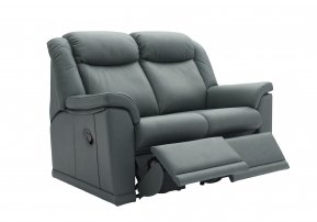G Plan Milton Two Seater Double Manual Recliner Sofa