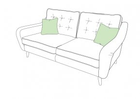 Whitemeadow Faro Large Sofa