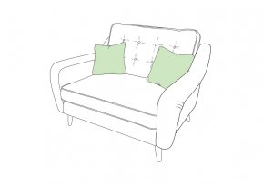 Whitemeadow Faro Snuggler Chair