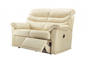 G Plan Malvern Two Seater RHF Manual Recliner (right hand facing half of sofa reclines only)
