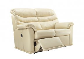 G Plan Malvern Two Seater LHF Power Recliner Sofa (Left Hand Facing Side Of Sofa Only Reclines)