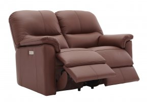 G Plan Chadwick Two Seater Double Manual Recliner Sofa