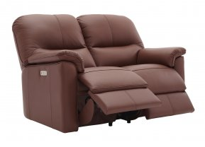 G Plan Chadwick Two Seater Double Power Recliner Sofa