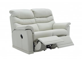 G Plan Malvern Two Seater Double Power Recliner Sofa (Both Sides Recline)