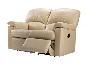 G Plan Chloe Two Seater RHF Manual Recliner Sofa (right hand facing half of sofa reclines only)