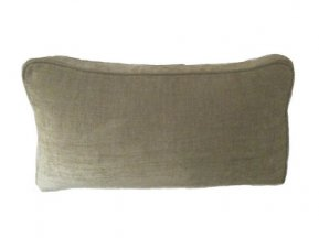 "Ashley Manor Alexis Boxed Bolster (approx 25"" x 13"")"