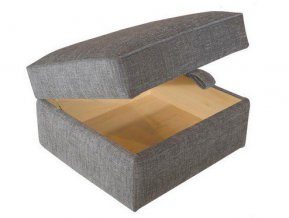 Alstons Cambridge Storage Footstool