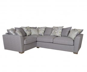 Buoyant Fantasia Pillow Back Corner Sofa (L1 Corner R2)
