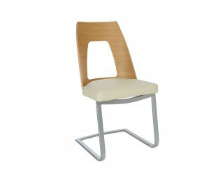 Ercol Romana Cantilevered Dining Chair [2645]