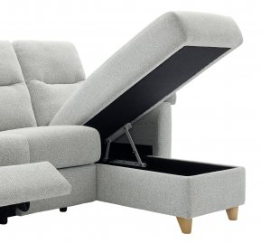 G Plan Spencer RHF Storage Chaise Unit